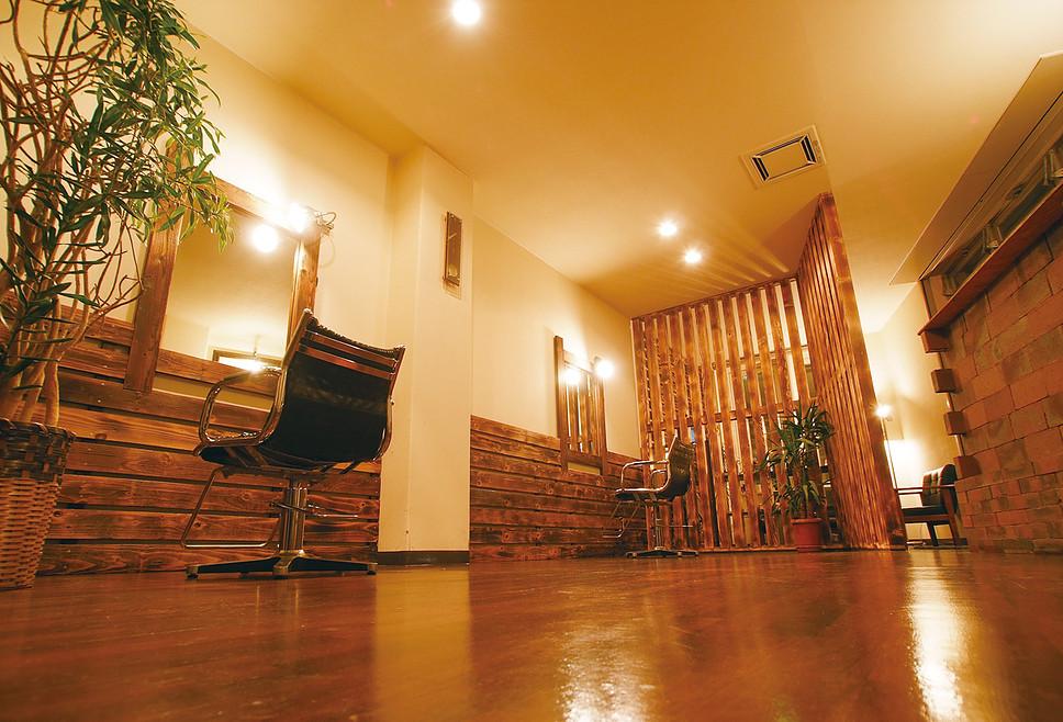 医療用ウィッグan釧路店サロン写真